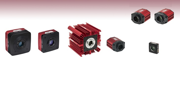 Compact Scientific Cameras